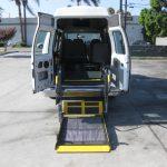 Ford E250 6 passenger charter shuttle coach bus for sale - Gas 5