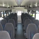 International UC 32 passenger charter shuttle coach bus for sale - Diesel 5