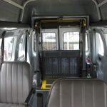 Ford E250 6 passenger charter shuttle coach bus for sale - Gas 6
