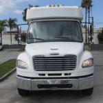 Freightliner M2 47 passenger charter shuttle coach bus for sale - Diesel 2