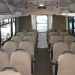 Ford E450 24 passenger charter shuttle coach bus for sale - Gas 5