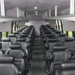 Freightliner M2 47 passenger charter shuttle coach bus for sale - Diesel 5