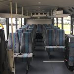 Ford F550 29 passenger charter shuttle coach bus for sale - Gas 5