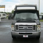 Ford E450 16 passenger charter shuttle coach bus for sale - Gas 2
