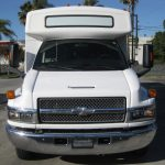 Chevy C5500 33 passenger charter shuttle coach bus for sale - 2