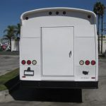 Ford F550 33 passenger charter shuttle coach bus for sale - Diesel 4