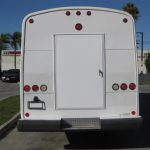 Chevy C5500 33 passenger charter shuttle coach bus for sale - 4