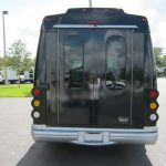 Ford E350 7 passenger charter shuttle coach bus for sale - Gas 4