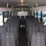 Chevy C5500 33 passenger charter shuttle coach bus for sale - 5