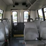 Ford E350 7 passenger charter shuttle coach bus for sale - Gas 6
