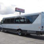 Freightliner M2 36 passenger charter shuttle coach bus for sale - Diesel 4