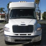 Freightliner M2 47 passenger charter shuttle coach bus for sale - Diesel 2