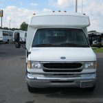 Ford E450 25 passenger charter shuttle coach bus for sale - Diesel 2