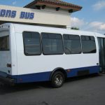 Ford E450 25 passenger charter shuttle coach bus for sale - Diesel 5
