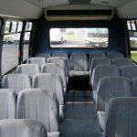 Ford E450 25 passenger charter shuttle coach bus for sale - Diesel 6
