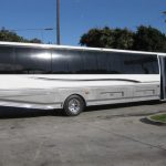 Freightliner M2 47 passenger charter shuttle coach bus for sale - Diesel 5