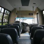 Ford E450 25 passenger charter shuttle coach bus for sale - Diesel 7