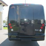 Ford F550 27 passenger charter shuttle coach bus for sale - Diesel 5