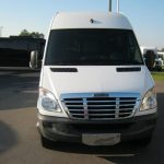 Freightliner 15 passenger charter shuttle coach bus for sale - Diesel 3