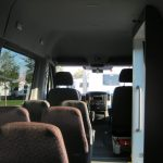 Freightliner 15 passenger charter shuttle coach bus for sale - Diesel 7