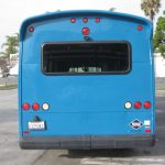 Ford E450 19 passenger charter shuttle coach bus for sale - Propane 4