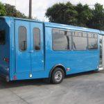 Ford E450 19 passenger charter shuttle coach bus for sale - Propane 5