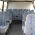 Chevy 3500 14 passenger charter shuttle coach bus for sale - Gas 5