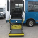 Ford E450 19 passenger charter shuttle coach bus for sale - Propane 6