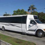 Ford F650 39 passenger charter shuttle coach bus for sale - Diesel 1