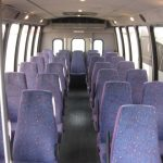Chevy C5500 30 passenger charter shuttle coach bus for sale - Gas 5