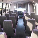 Chevy C5500 30 passenger charter shuttle coach bus for sale - Gas 6