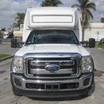 Ford F550 30 passenger charter shuttle coach bus for sale - Diesel 3