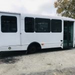 Ford E450 14 passenger charter shuttle coach bus for sale - Gas 2