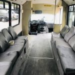 Ford E450 14 passenger charter shuttle coach bus for sale - Gas 13