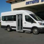 148 Transit 350 Wagon 9 passenger charter shuttle coach bus for sale - Gas 1