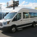 148 Transit 350 Wagon 9 passenger charter shuttle coach bus for sale - Gas 3
