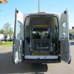 148 Transit 350 Wagon 9 passenger charter shuttle coach bus for sale - Gas 4