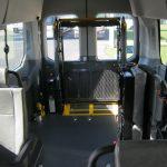 148 Transit 350 Wagon 9 passenger charter shuttle coach bus for sale - Gas 5