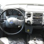Ford F650 42 passenger charter shuttle coach bus for sale - Diesel 8
