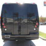 Ford F650 42 passenger charter shuttle coach bus for sale - Diesel 4