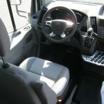 Ford Transit 12 passenger charter shuttle coach bus for sale - Gas 8