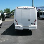 Ford F650 39 passenger charter shuttle coach bus for sale - Diesel 4