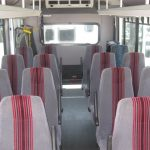 Ford E450 18 passenger charter shuttle coach bus for sale - Gas 5
