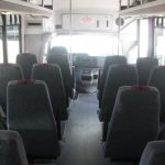 Ford E450 18 passenger charter shuttle coach bus for sale - Gas 6