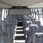 International 3200 32 passenger charter shuttle coach bus for sale - Diesel 5