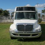 International 3200 36 passenger charter shuttle coach bus for sale - Diesel 2