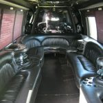 International 3200 36 passenger charter shuttle coach bus for sale - Diesel 4