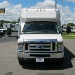 Ford E450 26 passenger charter shuttle coach bus for sale - Gas 2