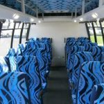 Ford E450 26 passenger charter shuttle coach bus for sale - Gas 6