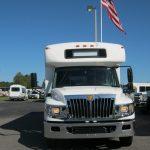 International UC 24 passenger charter shuttle coach bus for sale - Diesel 2